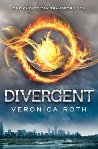 Divergent (2011) Veronica Roth