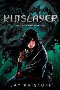 Kinslayer (The Lotus War #2) (2012) Jay Kristoff